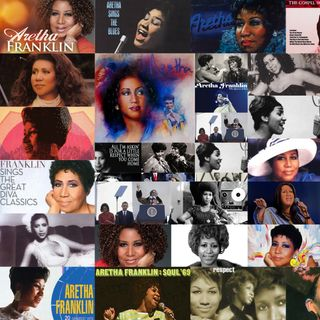 "Aretha Franklin Queen of Soul ""The Musical Journey"" (On iHeartRadio Podcast)"