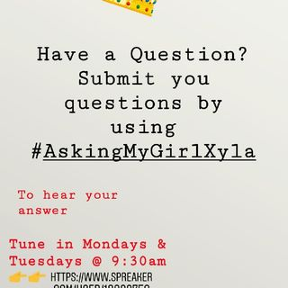 #AskingMyGirlXyla : How Do You Know Your Spell Worked