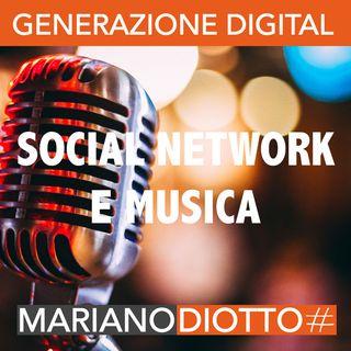 Puntata 43: L'influenza dei social network nella musica