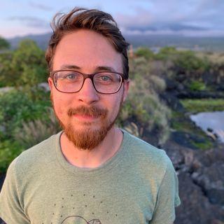 Big Blend Radio: Composer Andy Jarema in Hawaii