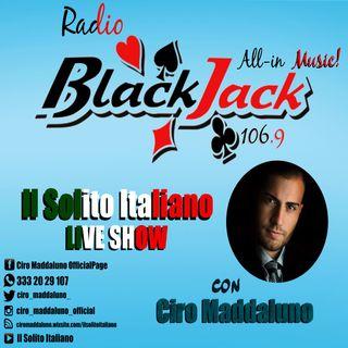 RBJ Web (106.9) - #MondayMorning- Parte 2 Il Solito Italiano #L'estateStaFinendo (Ciro Maddaluno)