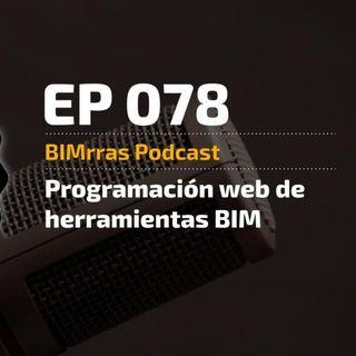 078 Programación Web de herramientas BIM