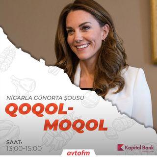 Kate Middleton-un ən sevdiyi yeməklər | Qoqol-moqol #12