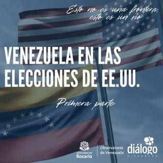 Venezuela en las elecciones de EE.UU. Primera parte