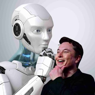 Elon Musk Says Robots Are Coming Anyway, So He's Committed to Building Them 'Safely' 😁