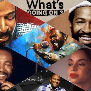 """The """"Marvin Gaye"""" Spin Mix"""