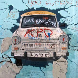 Café Bleu - Berlin Calling e la Caduta del Muro.
