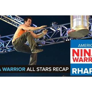 American Ninja Warrior | All Star Recap