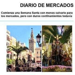 DIARIO DE MERCADOS Lunes 29 Marzo
