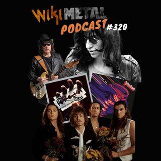 #320 | Ritchie Blackmore, Judas Priest, Joey Ramone e Greta Van Fleet
