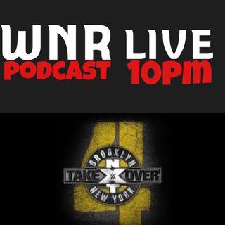 WNR173 WNRLIVE WWENXT TAKEOVER BROOKLYN 4 PRE SHOW
