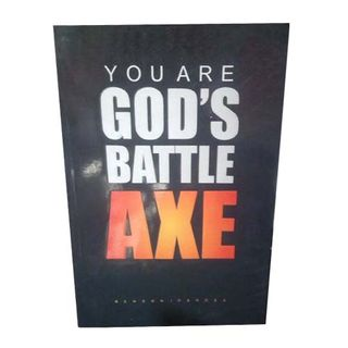 Israel You Are God's Battle Axe And Weapons Of War, With You He Will break In Pieces The Nations!