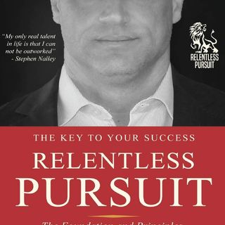 """Author Stephen Nalley of """"Relentless Pursuit"""" is my very special guest!"""