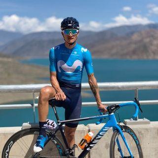 Winner Anacona gana etapa 5 y es el nuevo líder en San Juan