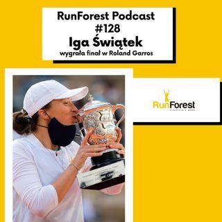 Iga Świątek wygrała French Open 2020! - Runforest Podcast #128