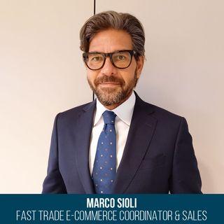 Marco Sioli - E-commerce Coordinator & Sales