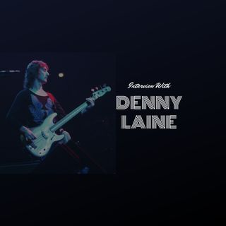 Denny Laine Talks Wings and More
