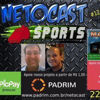 NETOCAST 1246 DE 22/01/2020 - ESPORTES - NBA - NFL - UFC - BELLATOR