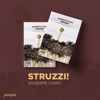 Giuseppe Civati legge 'Struzzi!'