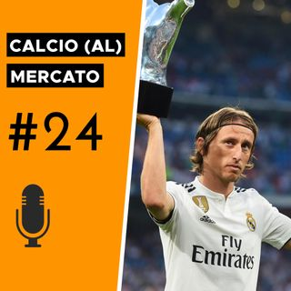 Modric, Neymar, James: quale top player vedremo in Serie A? - Calcio (al) mercato #24