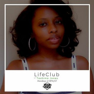 LifeClub with Tashima Jones: Walking Away from Fear