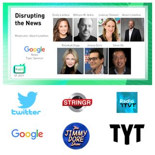 "Radio ITVT: ""Disrupting the News"" at TVOT SF 2019"