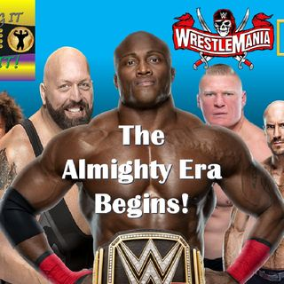 The Almighty Era Begins - Bobby Lashley WWE Champion