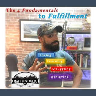 The 4 Principles to Fulfillment