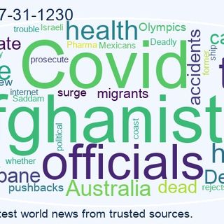 World News 2021-07-31-1230