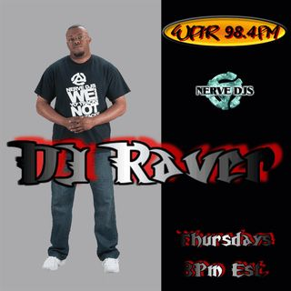 @djraverx1 - The Pop Off Party Mix