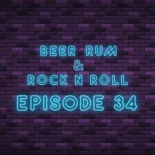 Episode 34 (CHERIE CURRIE / BIG SUGAR ALBUM REVIEWS & BUCKCHERRY / URGE OVERKILL  ARTIST SPOTLIGHTS)