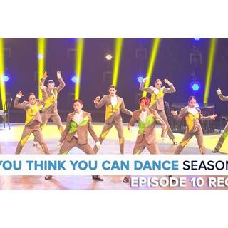 So You Think You Can Dance 14 | Episode 10 Recap Podcast
