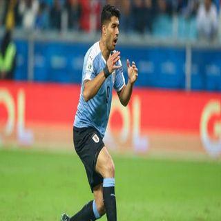 Copa America - La Celeste resta al palo