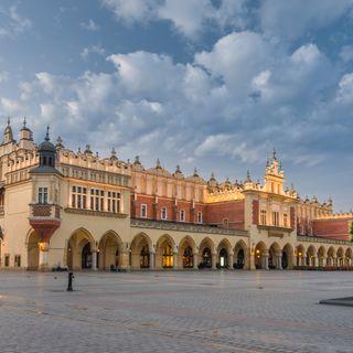 29 - Cracovia, città insolita