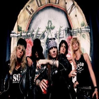 Especial Podcast Guns n Roses