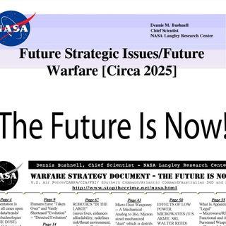 #066 - NASA WAR Documents RESURFACE
