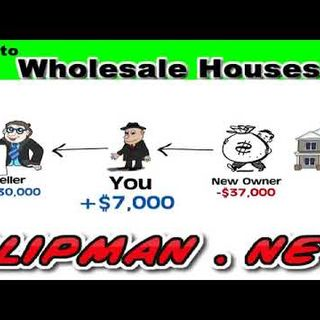 Wholesaling Houses Explained Step by Step Whiteboard Video Tells All FlipMan.net