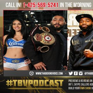 ☎️Keith Thurman vs Adrien Broner Next 🔥⁉️Broner Still Valuable 💰💵⁉️