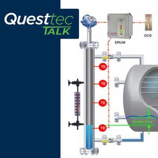 Questtec Talk | Episode #11 | Eliminate Steam Drum Level Inaccuracy