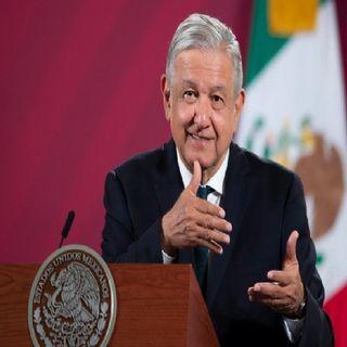 Destaca el presidente AMLO que México se colocó en el lugar número uno en América latina en aplicar la vacuna anticovid.