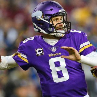 Kirk Cousins for Vikings great fit?