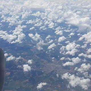 Bitácora de viaje - Brasil desde lo alto.