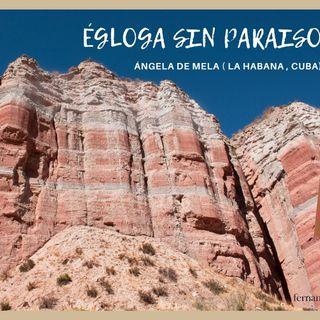 Egloga sin paraíso_Ángela de Mela_Expo El vuelo de la Arcilla_1Marzo 2021