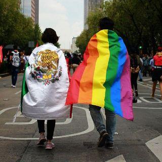 Inicia marcha del orgullo gay en Paseo de la Reforma