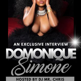 An Exclusive Interview with Domonique Simone
