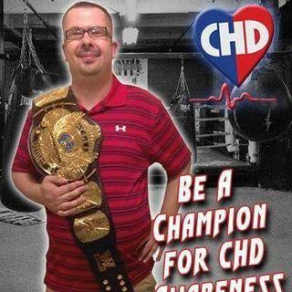 Hollywood Joe - Congenital Heart Disease Awareness Week