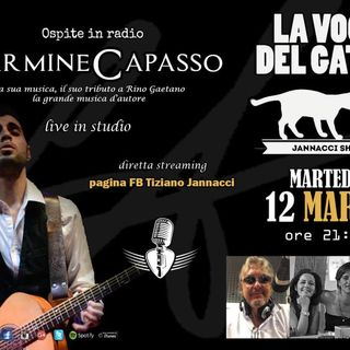 Carmine Capasso Trio - Tributo a Rino Gaetano e Altri