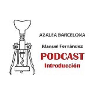 Introducción a Azalea Barcelona por Manuel Fernández