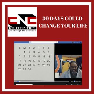 CNCRT62: 30 Days Could Change Your Life