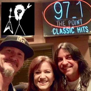 Stoney & Shon stop by The Big Hair Show with Mel to talk about Kiss Night VII
